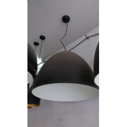 PENDANT LAMP BULAT 350 BLACK WHITE