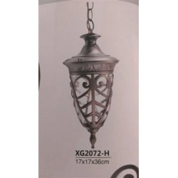 CLASSIC PENDANT LAMP XG2072 (H) (FROSTED GLASS)