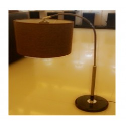 TABLE LAMP 48*30*23 BROWN COLOR