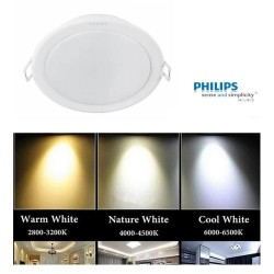 Philips Meson LED Downlights 6 Inch size
