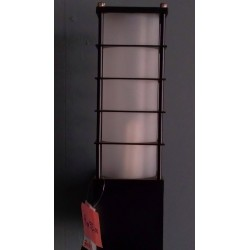 OUTDOOW WALL LAMP GLASS