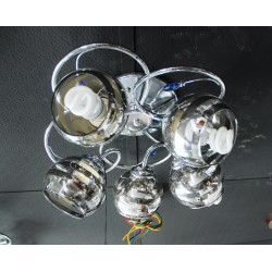 CEILING LAMP USED 5BULBS