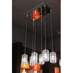 PENDANT CRYSTAL LAMP