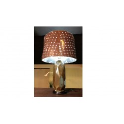 TABLE LAMP 400*700 IN DARK BROWN