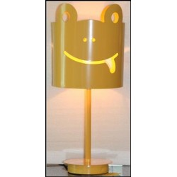 CHILD TABLE LAMP T8191 YELLOW FOR KIDS