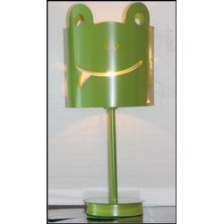 CHILD TABLE LAMP T8191 GREEN FOR KIDS