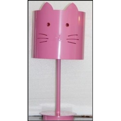 CHILD TABLE LAMP T8190 PINK FOR KIDS