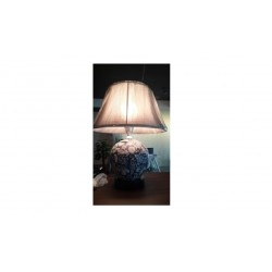 TABLE LAMP 350*460 BLUE
