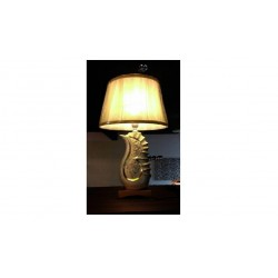 BEST PRICE FOR CERAMICS TABLE LAMP IN WHITE COLOR