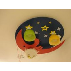 CHILD CEILING LAMP 6359