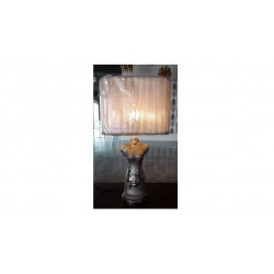 TABLE LAMP 360*660 IN GOLD