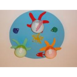 CHILD CEILING LAMP P6356
