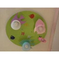 CHILD CEILING LAMP P6357