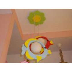 CHILD PENDANT LAMP P6297/2